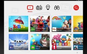 YouTube Kids es una aplicación móvil disponible gratis para dispositivos  iOS y Android a57049ec60897