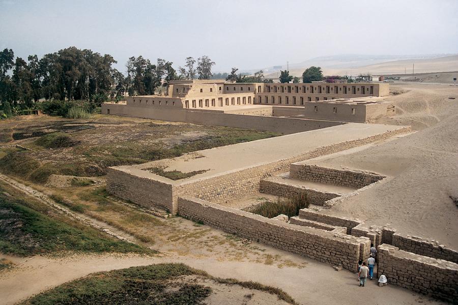 Santuario de Pachacamac