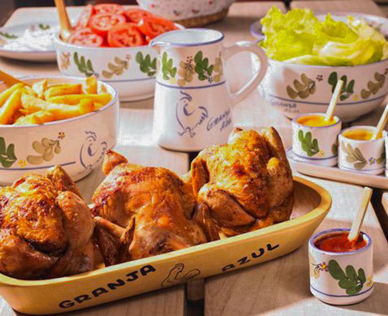 pollos-la-Granja-Azul