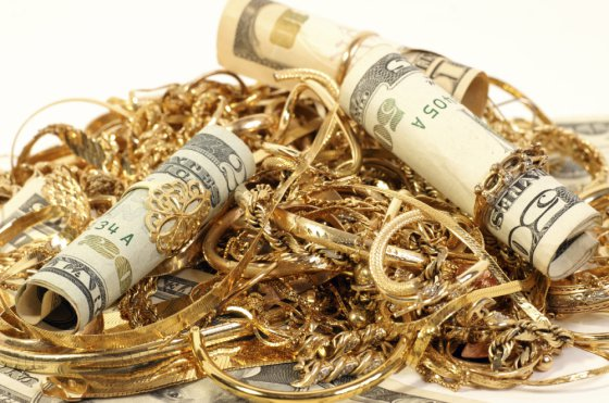 ოქრო და ფული, ყველასთვის სანატრელი .