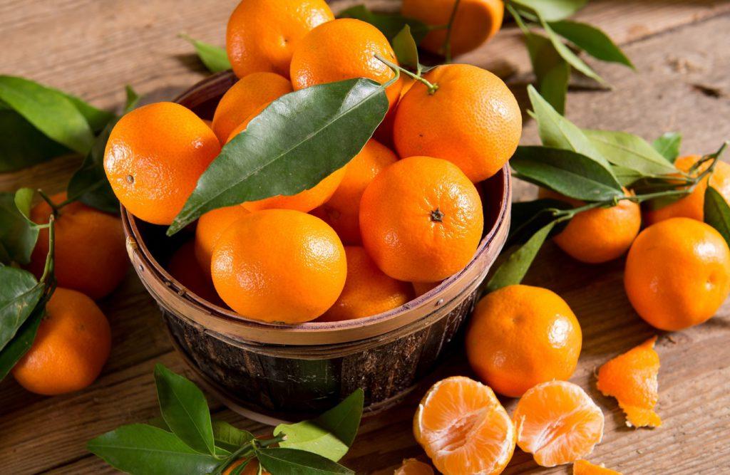 foto mandarinas