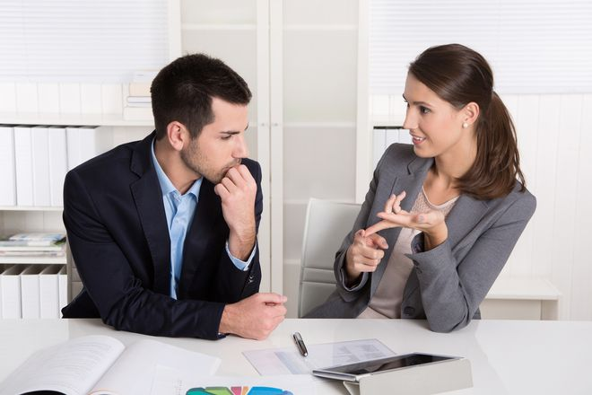 berzeugung mit Argumenten und Charme: Frauen im Beruf