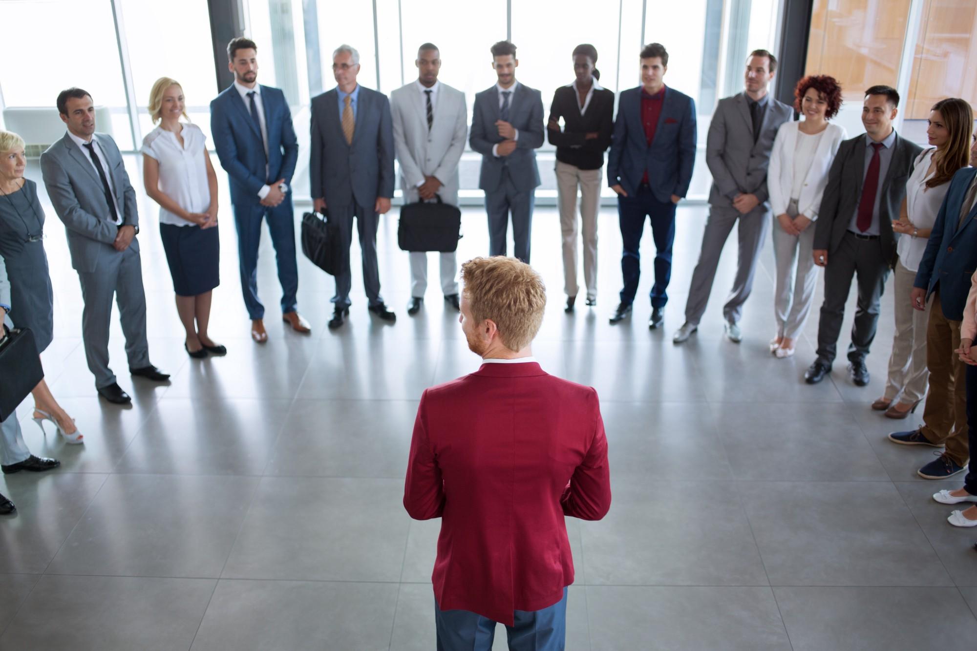 Emprendedor: 10 Tips para ser un buen líder   EmprendedoresTV