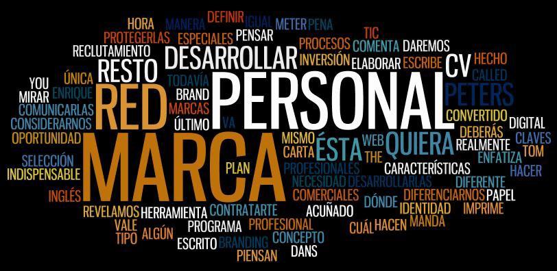 Tips para desarrollar tu marca personal en Internet