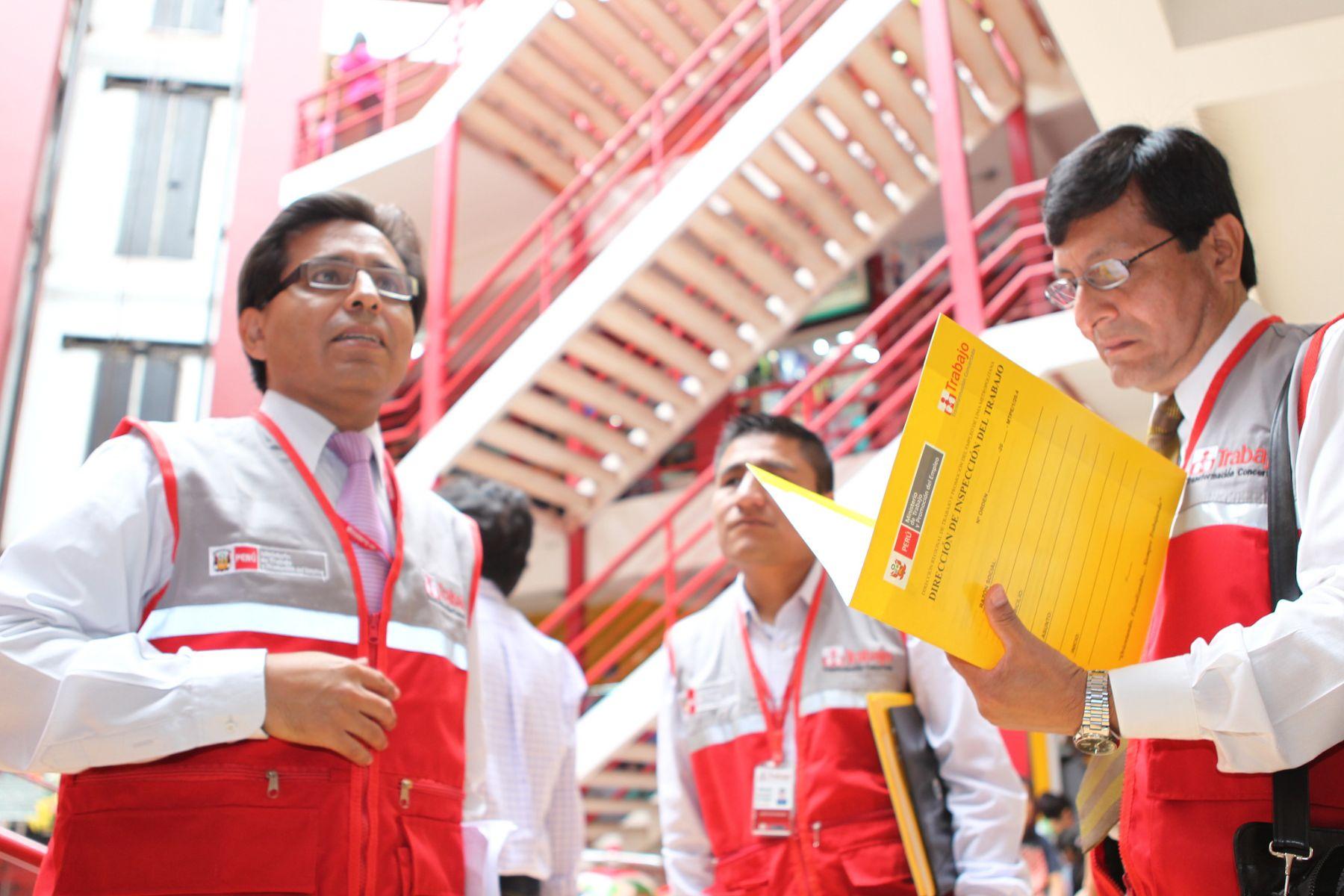 MTPE: Más de 5,000 beneficiados por solución de conflictos laborales