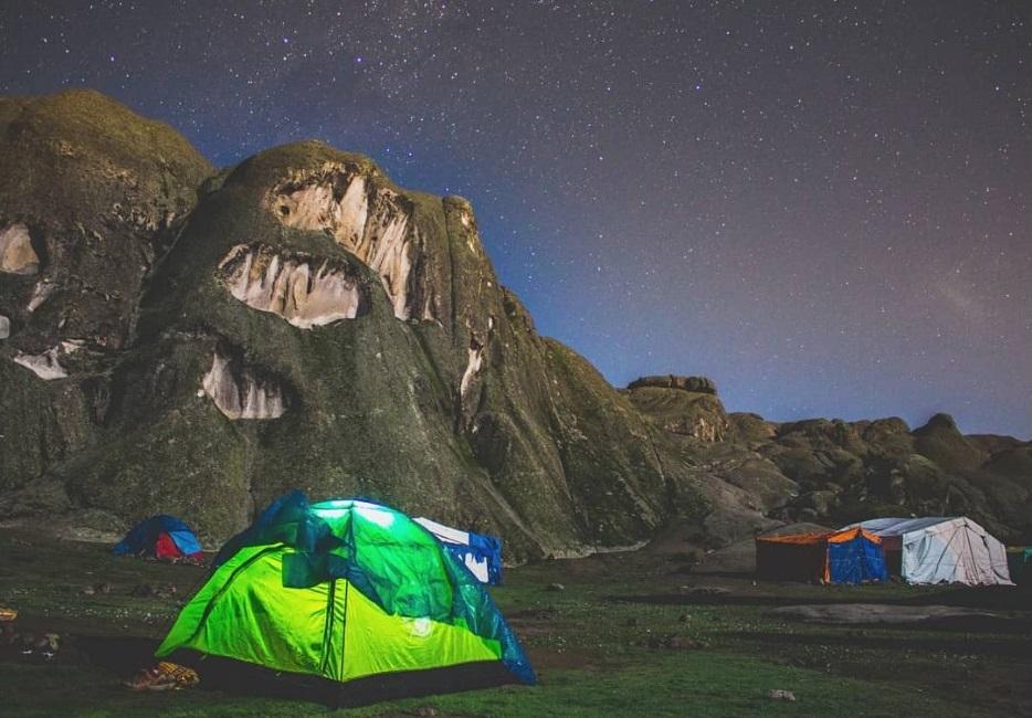 5 destinos para ver cielos estrellados y relajarte