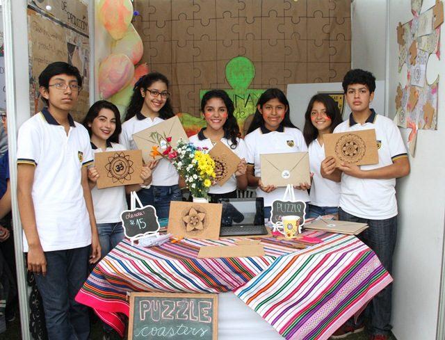 JA Perú: Empieza Expoventa de jóvenes emprendedores