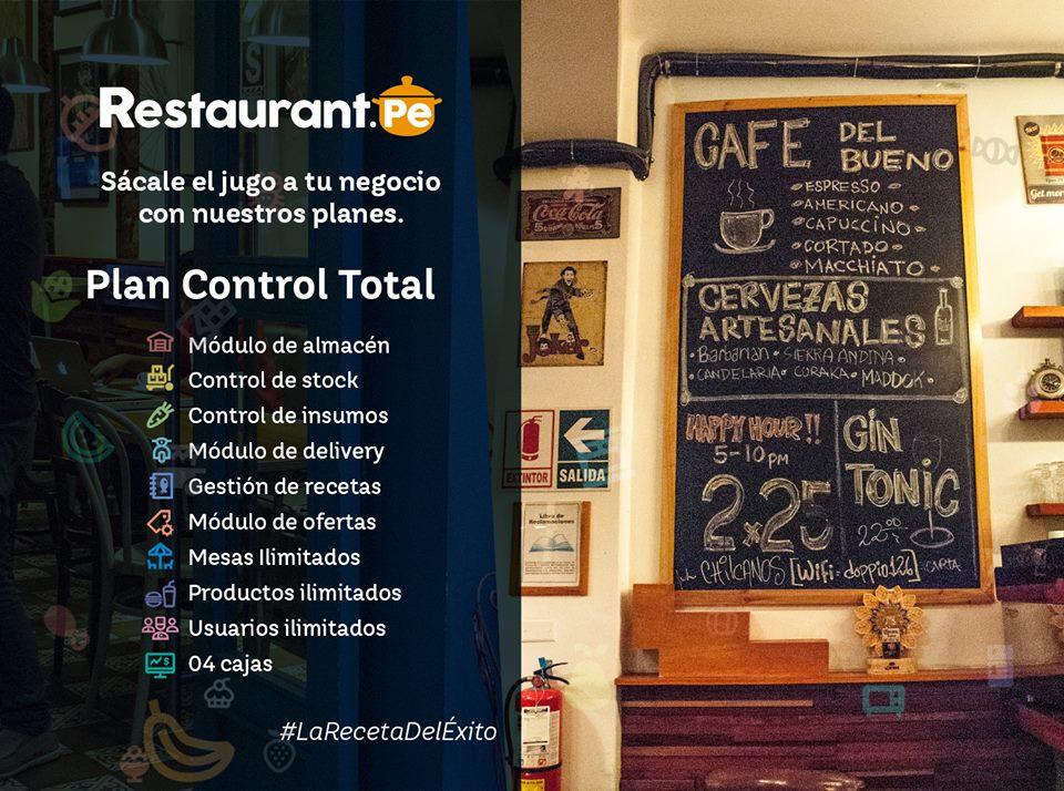 Plataforma optimiza procesos en negocios gastronómicos
