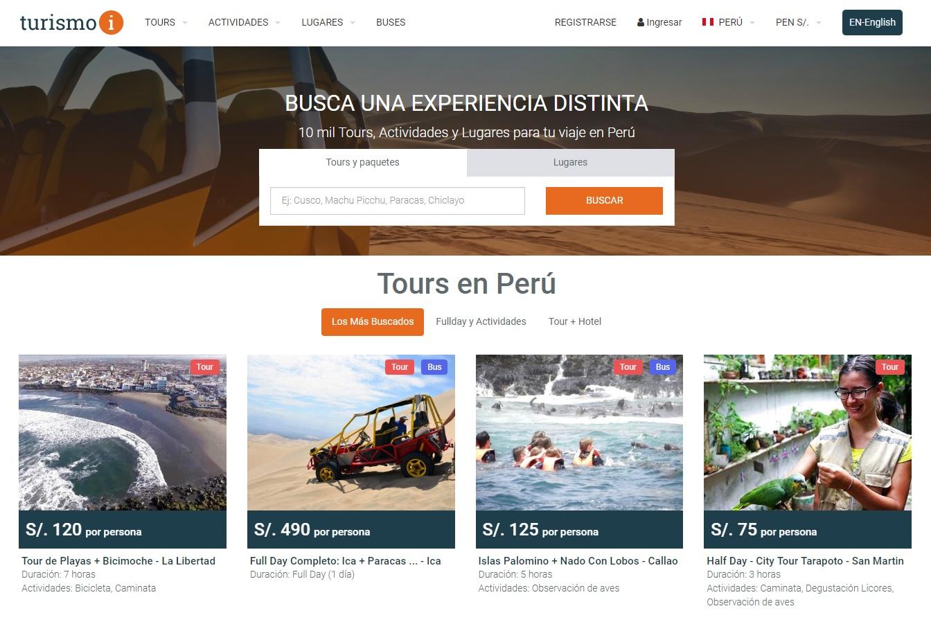 Plataforma digital Turismoi alista plan de expansión