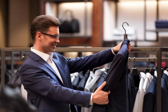 Gana dinero con una tienda de ropa masculina