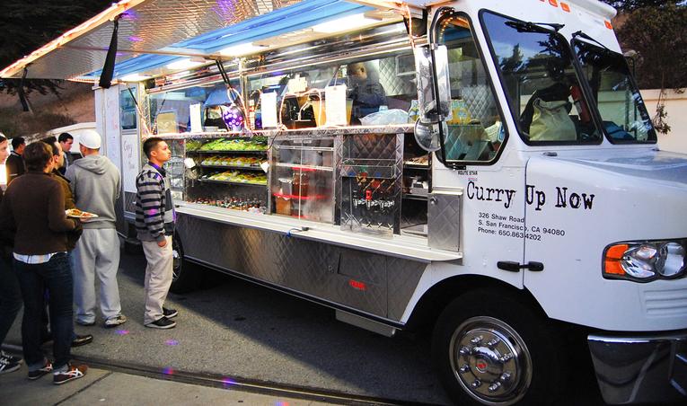 Cómo ganar dinero con un food truck