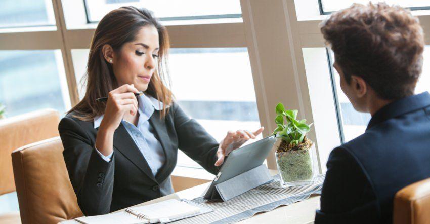 Entrevista de trabajo: Cómo responder preguntas difíciles