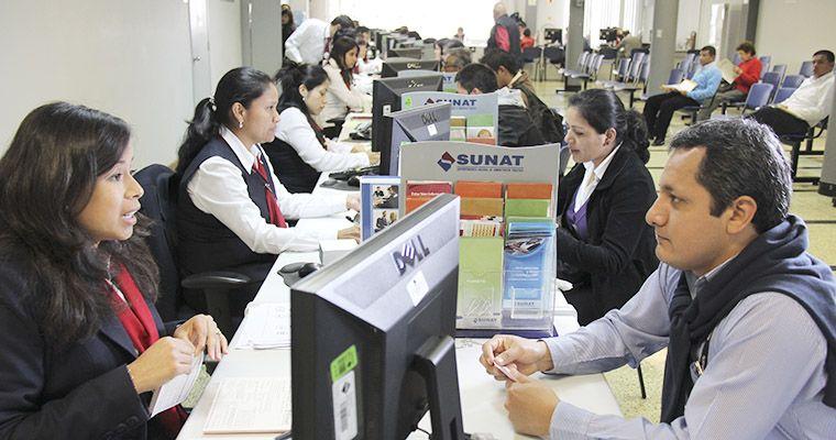 Sunat podrá acceder a depósitos por más de 7 UITs