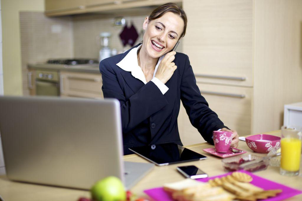 ¿Qué errores evitar si trabajas desde casa?