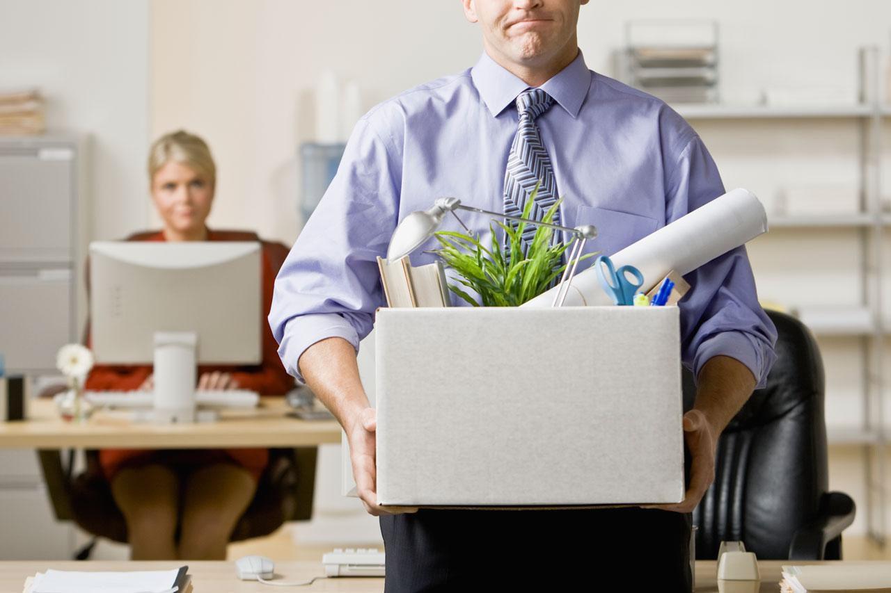 6 Tips para afrontar la pérdida del trabajo