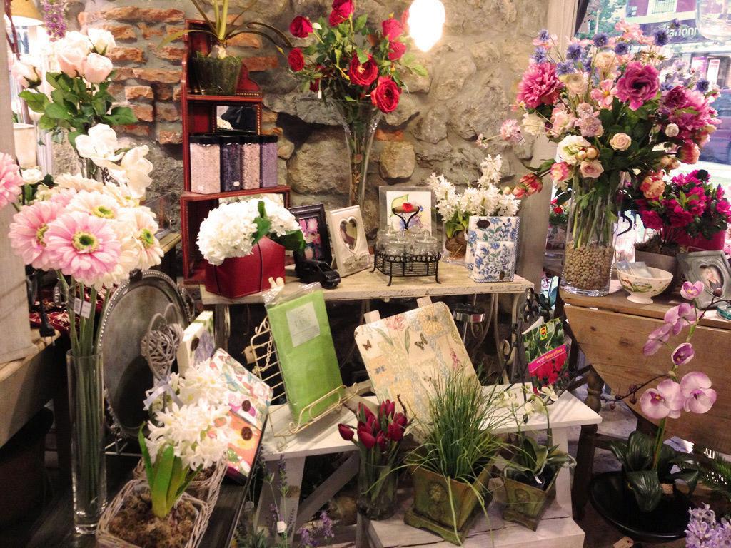 ¿Cómo ganar dinero con la venta de flores?