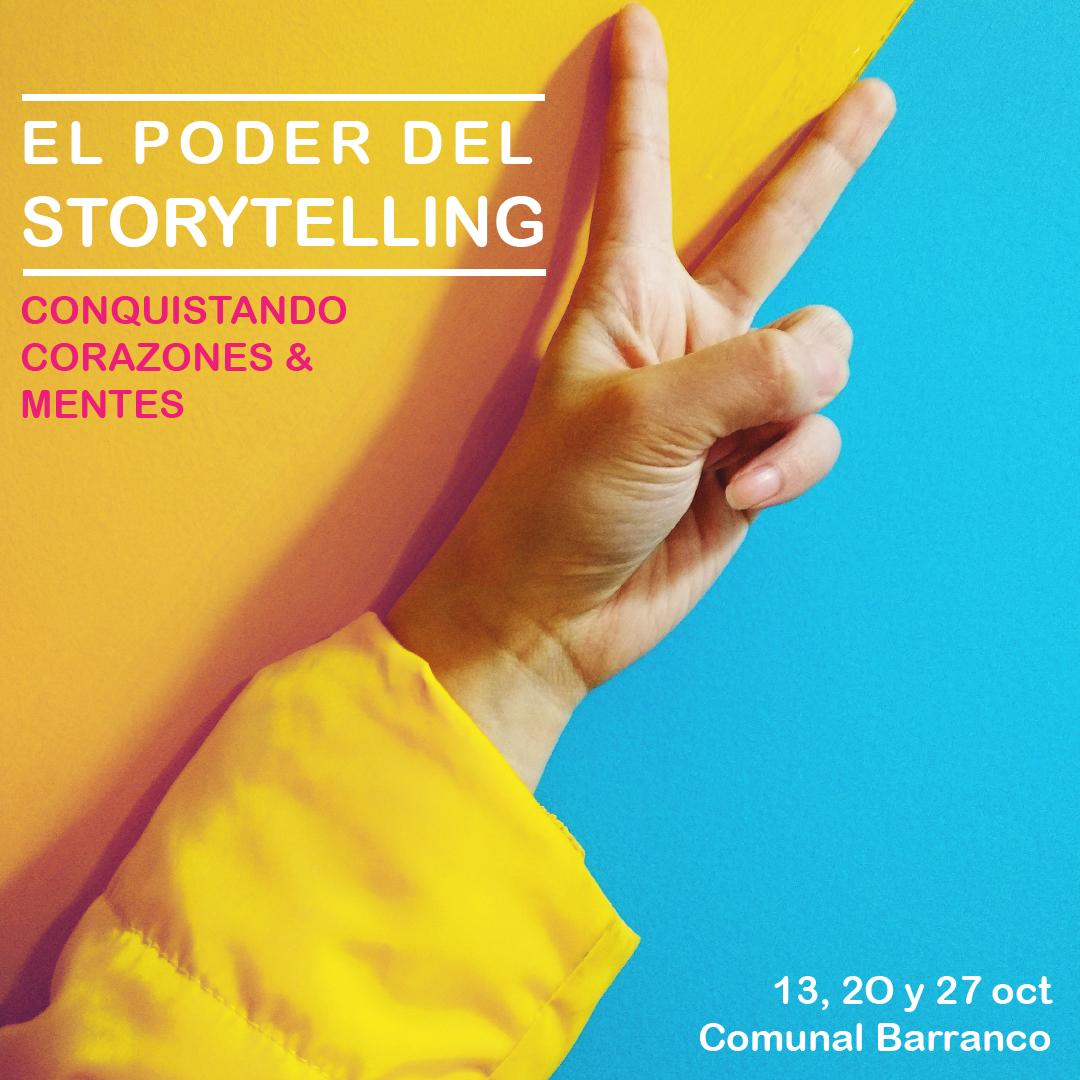 Storytelling: ¿Por qué es esencial para tu negocio?