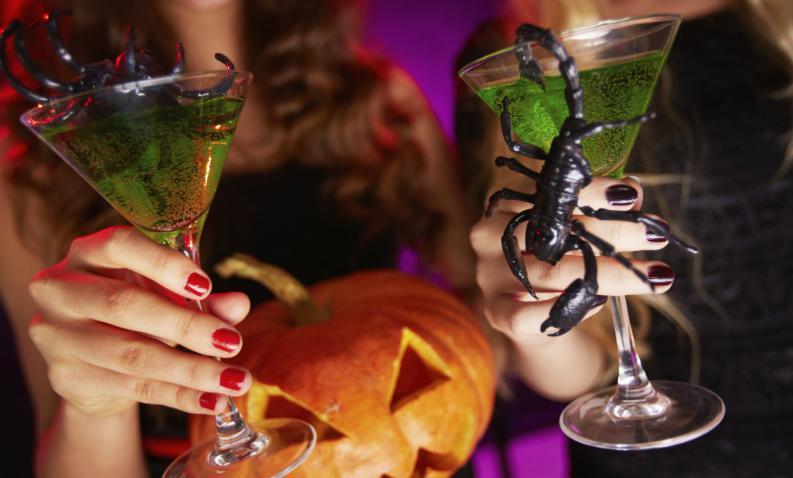 Tips para organizar una fiesta de Halloween