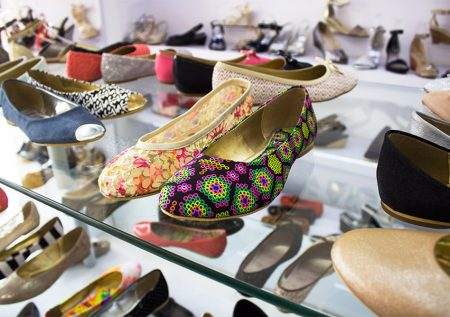 Emprendimiento exitoso: Venta de calzado