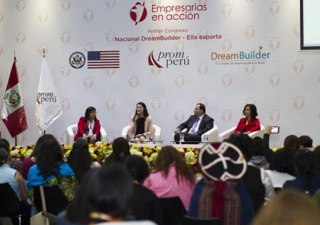 Capacitación gratuita para mujeres emprendedoras