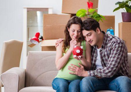¿Sabes cómo ahorrar para la llegada del bebé?