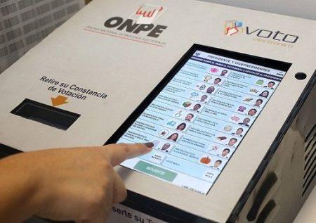 Elecciones 2018: Pasos para el voto electrónico