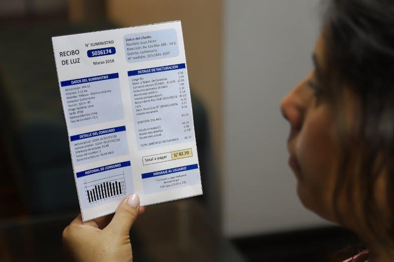 Usuarios: DS frena rebaja de tarifas eléctricas