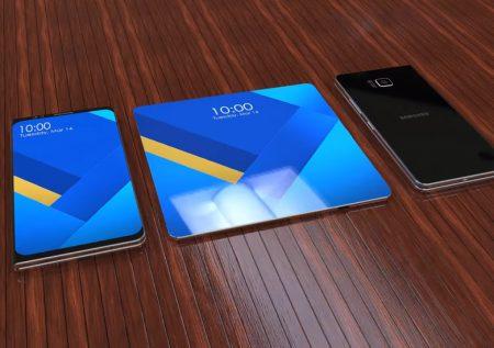 Innovación: Celular flexible se venderá en el 2019