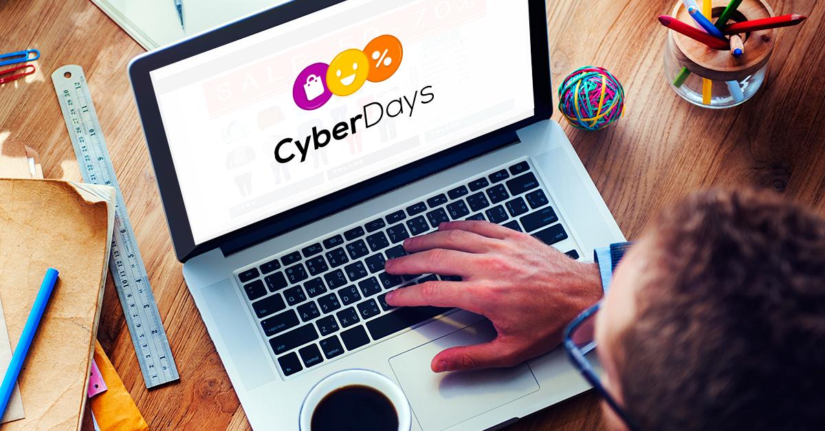 ¿Dónde hay grandes descuentos por Cyber Days?