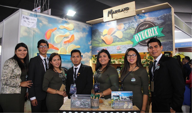 Jóvenes emprendedores innovan oferta exportable