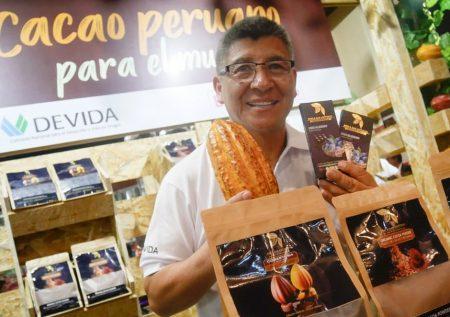 Lanzan 16 marcas de chocolate y café del Vraem