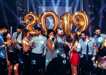 Alerta al consumidor para eventos de Año Nuevo