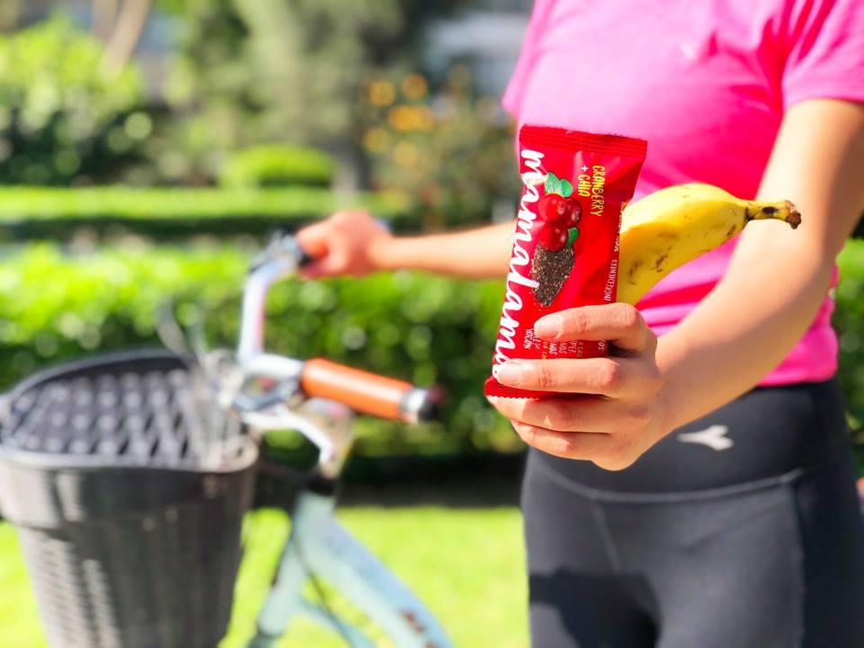 Gana dinero: Snacks saludables para exportación