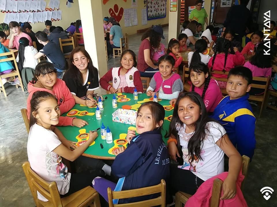 Yessica Flores Camborda, Fundadora de Kantaya Perú