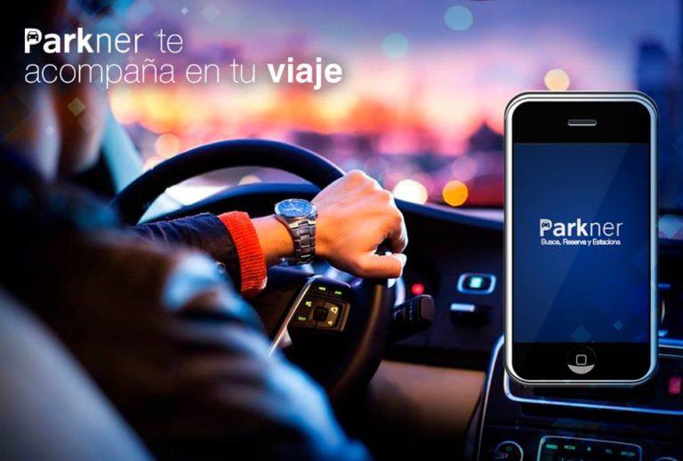 Conoce la App que te ayudará a encontrar estacionamiento