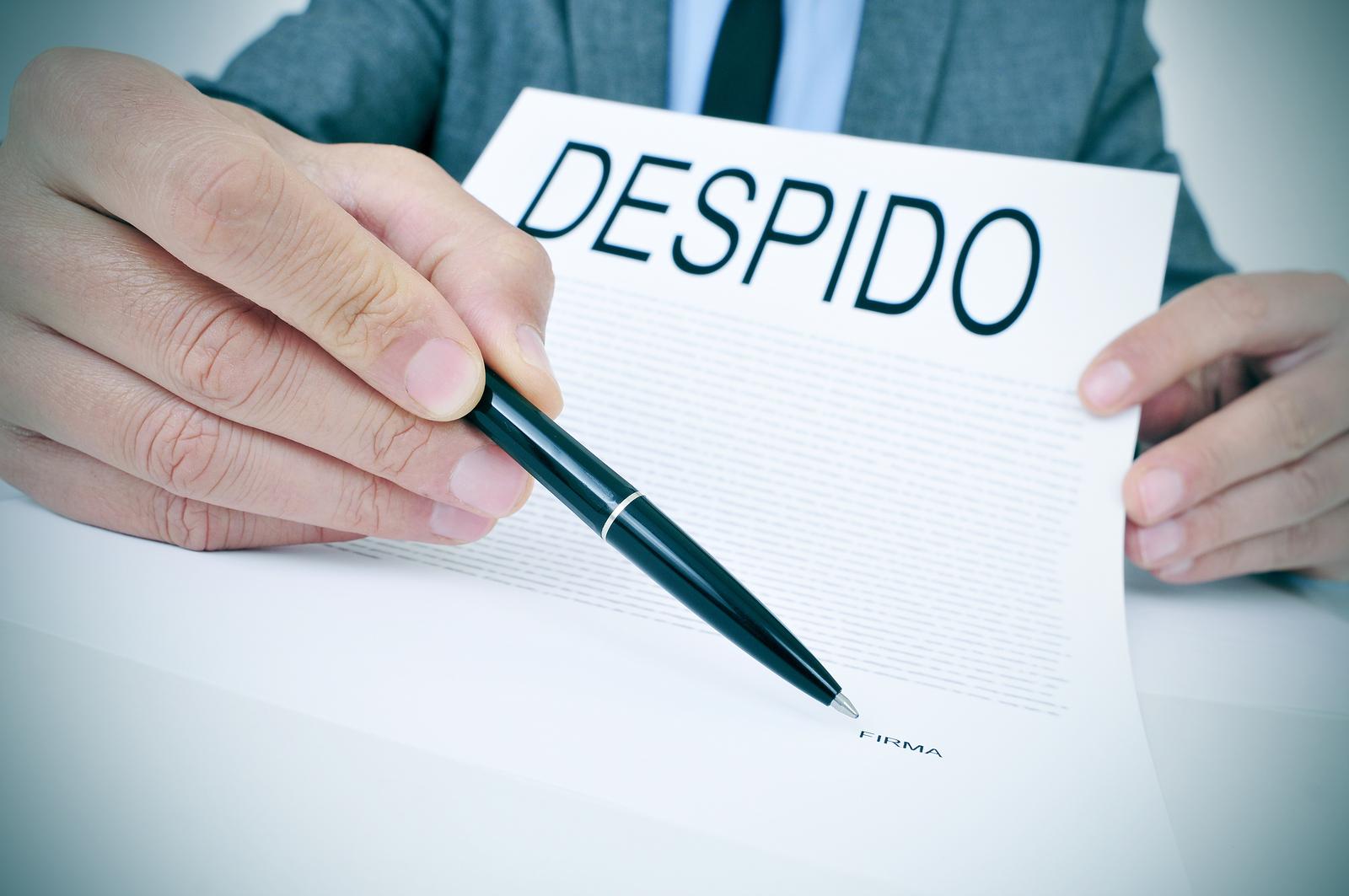 Derechos laborales: Conoce los tipos de despido