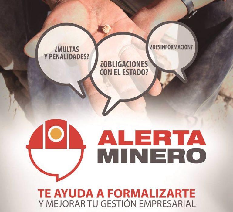 Startup innova con información útil para minería artesanal