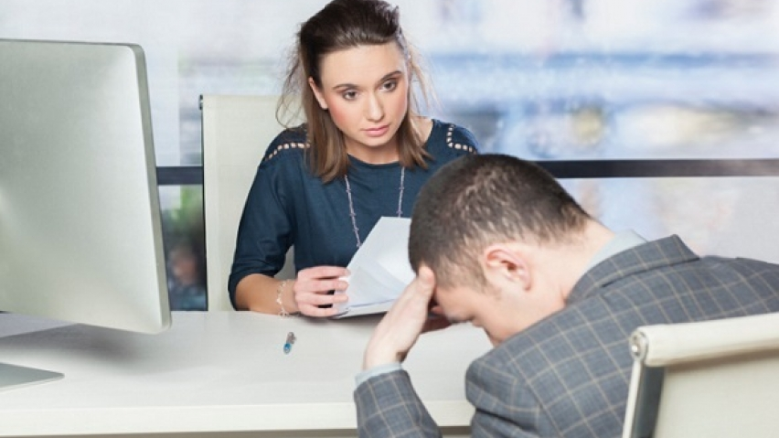 10 errores que debes evitar en una entrevista laboral