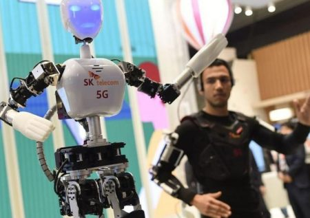 La nueva era de robots que traerá la tecnología 5G