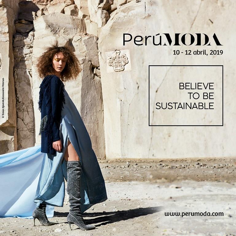 Marcas mundiales estarán en Perú Moda 2019