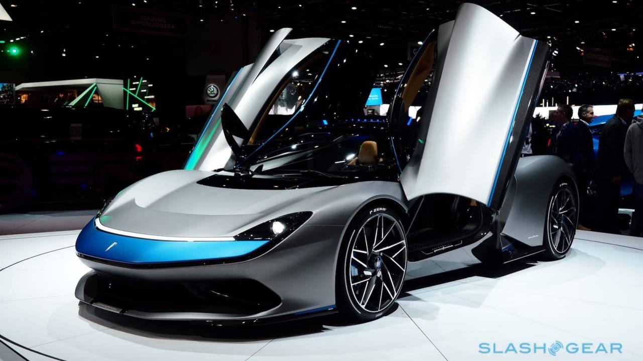 Autos eléctricos y voladores son última innovación