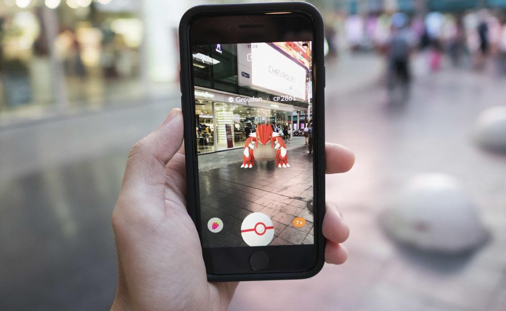 Conoce lo último en Apps: realidad aumentada
