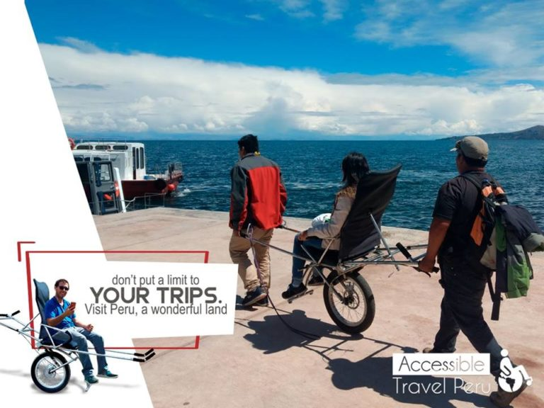 Conoce agencia de turismo para discapacitados