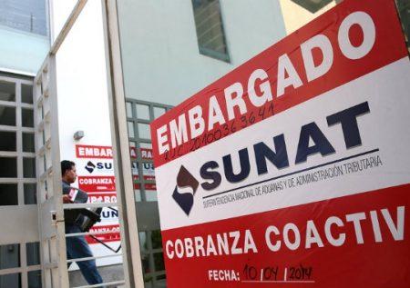 ¿Cómo evitar la cobranza coactiva de Sunat?