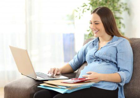 5 ideas de negocio para mujeres embarazadas