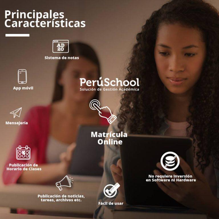 Plataforma optimiza gestión académica de colegios