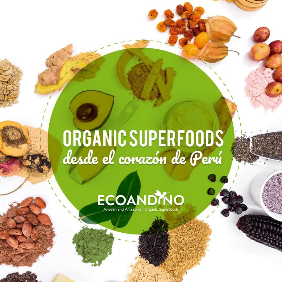Emprendedor exporta alimentos orgánicos