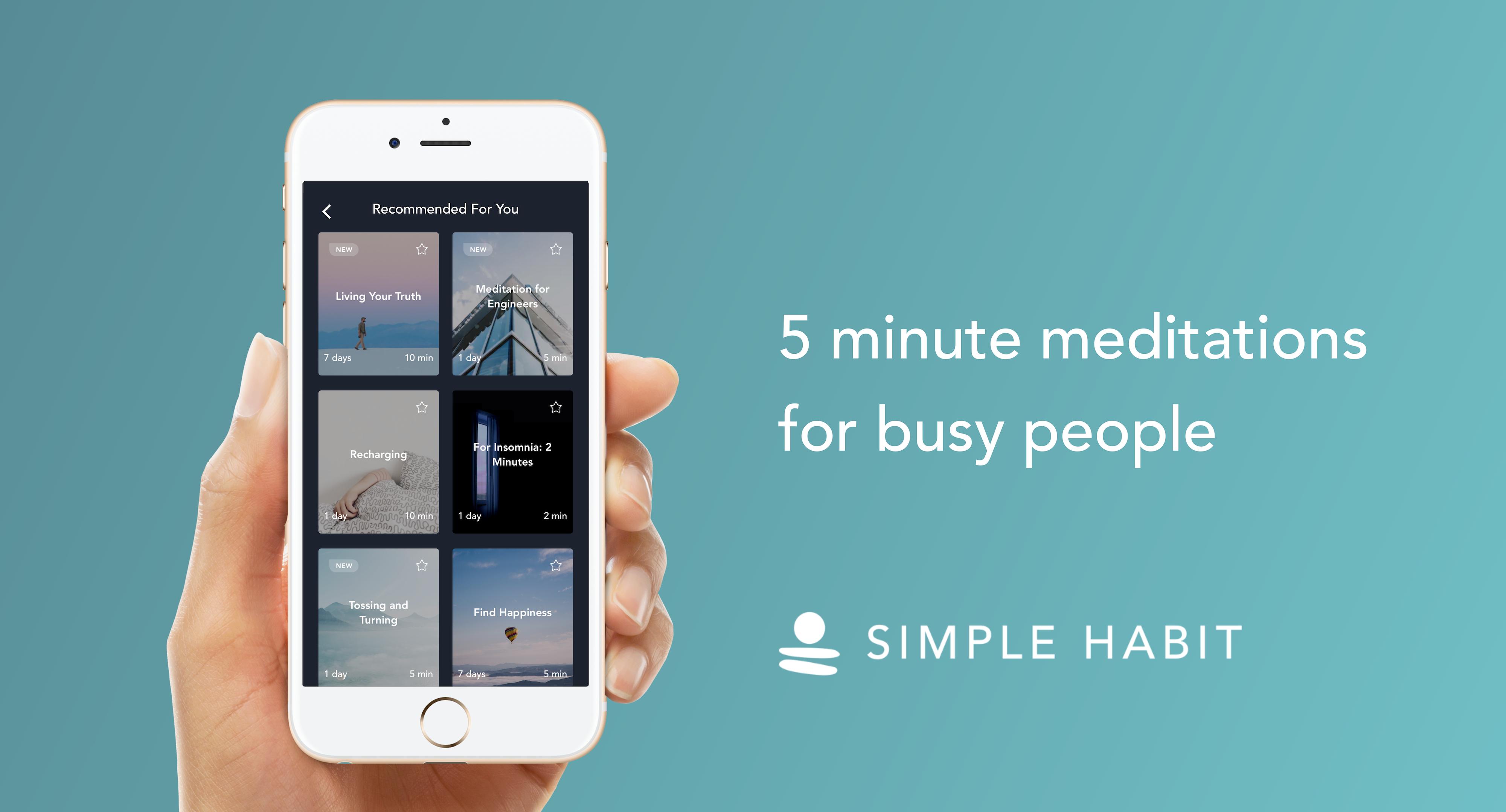 Conoce 5 Apps para evitar el estrés
