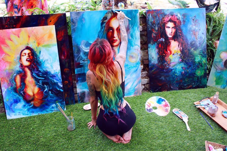 7 negocios para ganar dinero con el arte