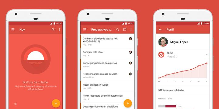 5 Apps para organizar mejor tu trabajo